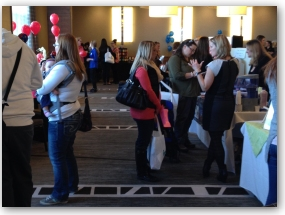 Calgary Moms Trade Fair ~ Business Trade Show ~ Baby Expo