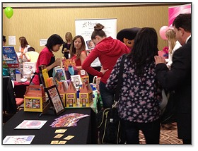 Calgary Moms Trade Fair ~ Business Trade Show ~ Baby Expo