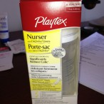 Join us & receive a Playtex Nurser bottle & drop in liners