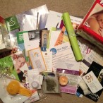 CMTF Swag bag contents - April 2013 show