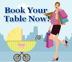 Book Your Table Now! Spring Show ~ Sunday, April 15th 2018